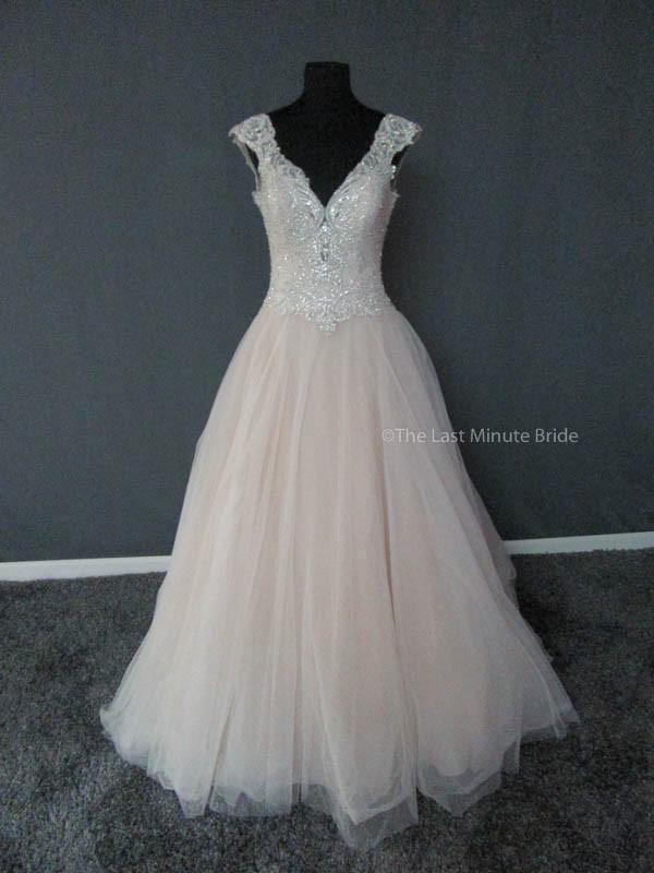 Allure Bridals C407