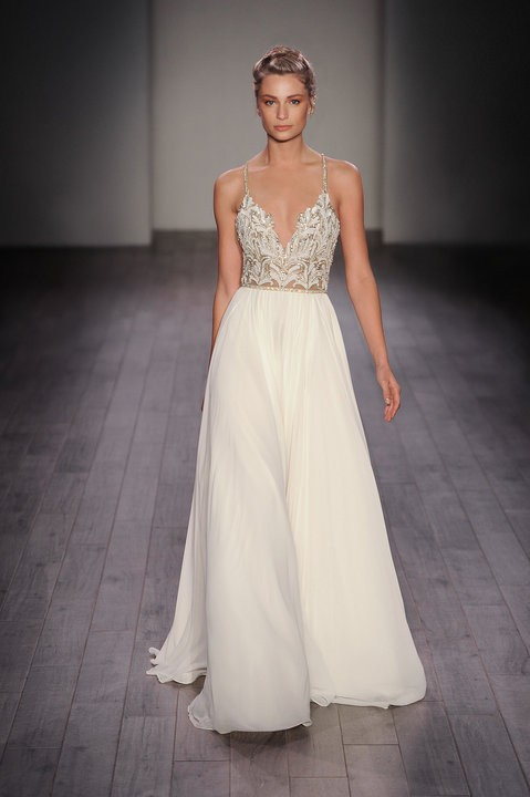 Hayley Paige, Teresa Gown - Style 6609