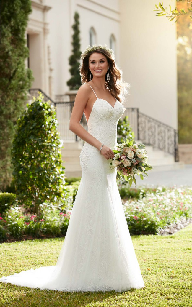 Stella York, Sheath Low Back #6308