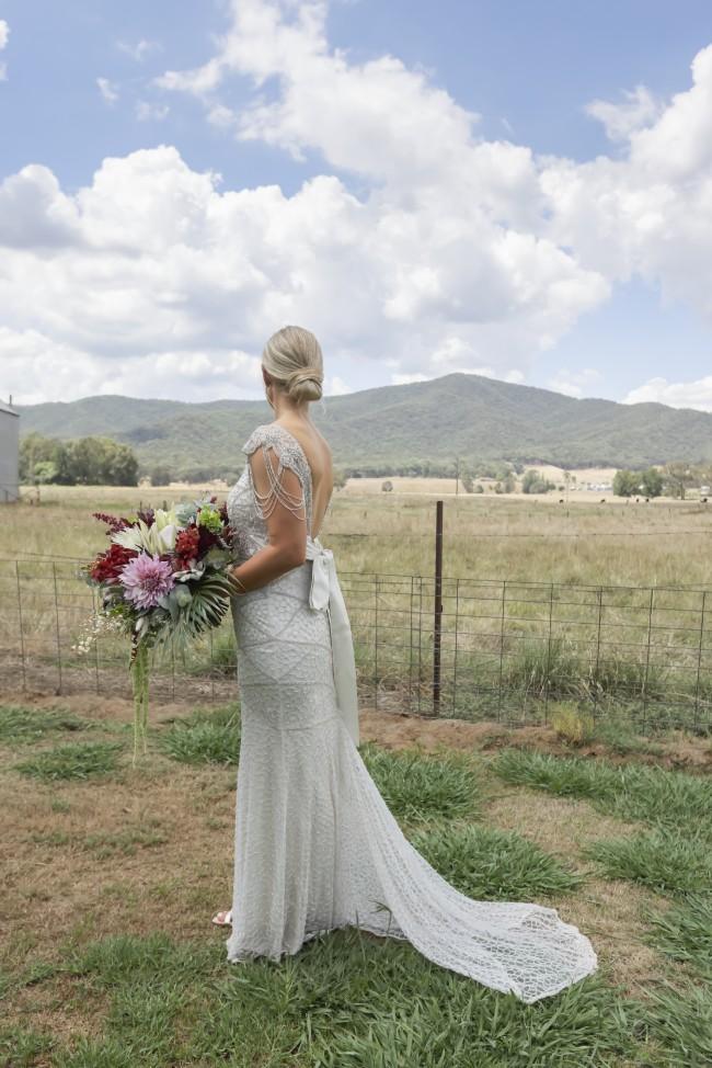 Anna Campbell Grace Embellished Dress