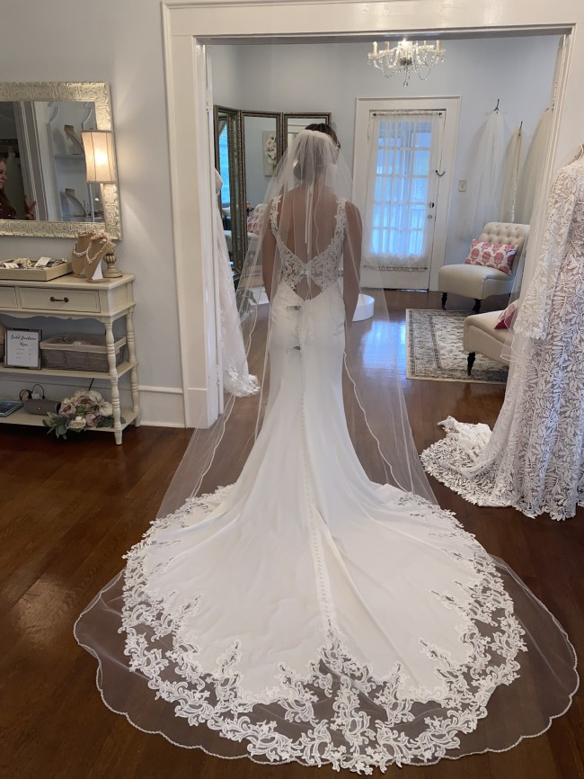 Maggie Sottero Kelsey - 9MS119 Ivory over Nude