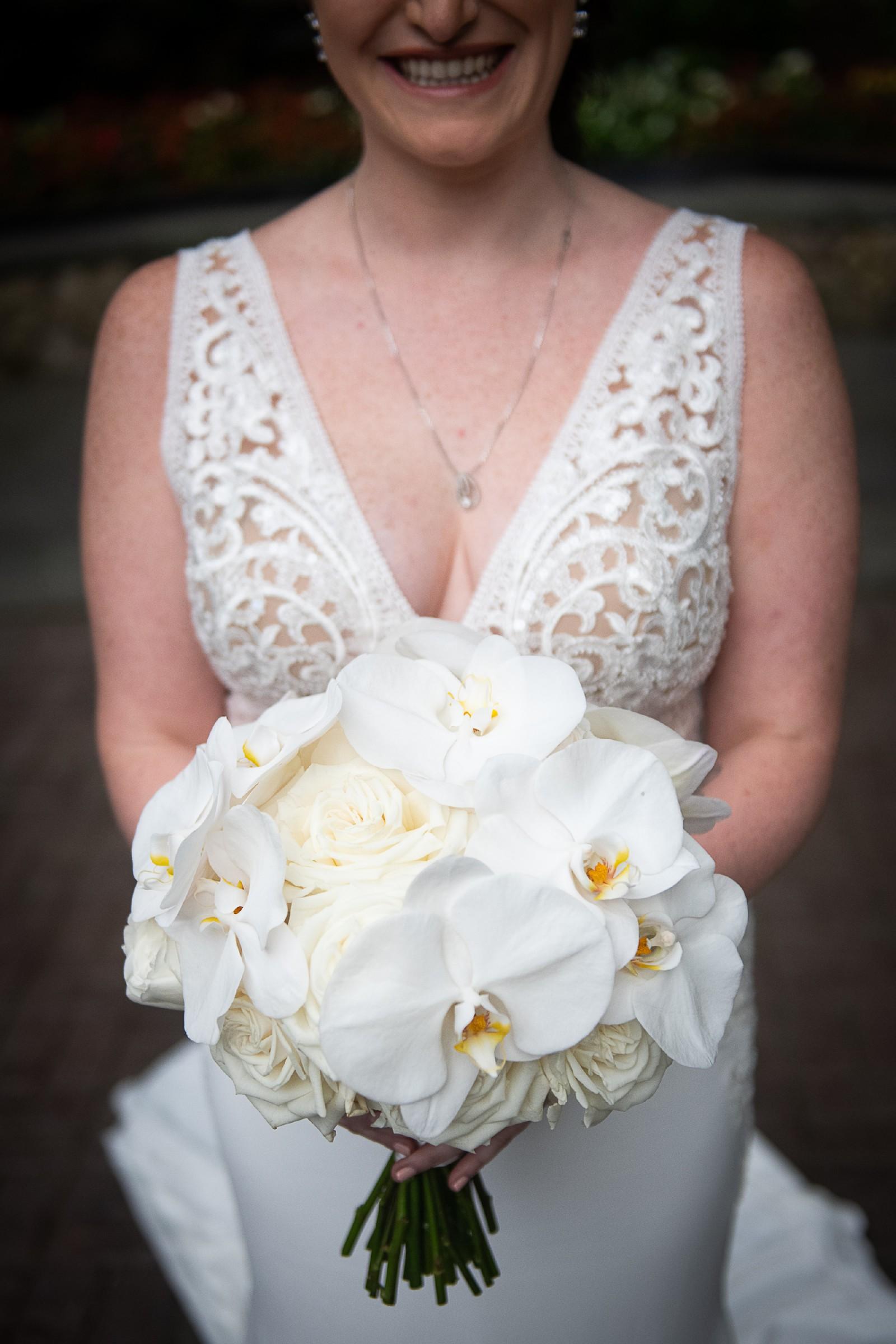 Bouquet Sposa New York.Kleinfeld Preowned Wedding Dress On Sale 58 Off Stillwhite