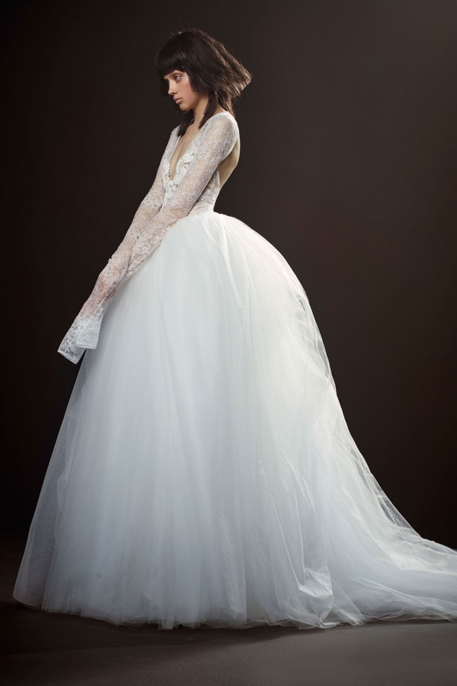 Vera Wang Therese gown