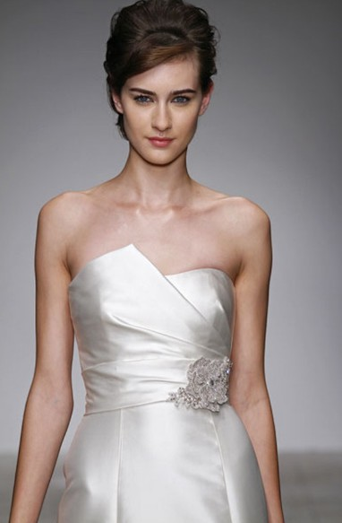 Amsale Naya Gown