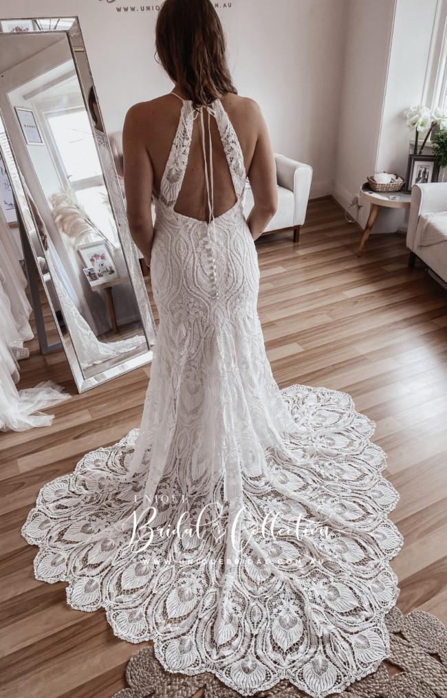 Unique Bridal Collection Inez