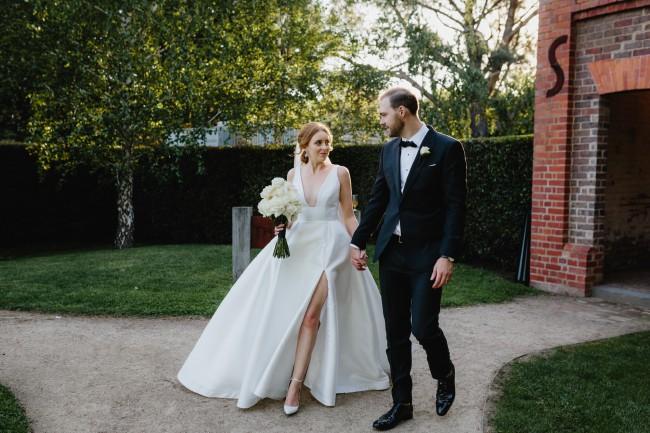 Darb Bridal Couture Custom Made