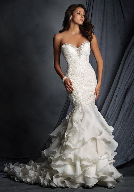 Alfred Angelo, Style #2527