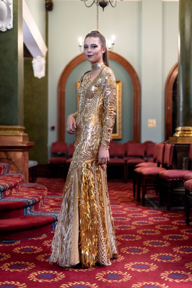 Yihan Bronn Couture, Custom Made