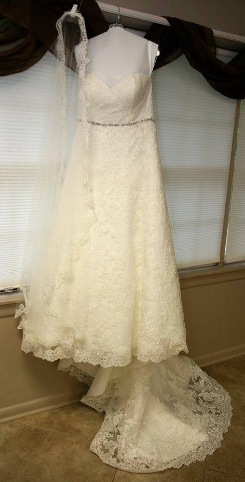 Allure Bridals 9109