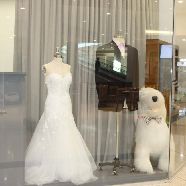 Snowman Wedding Dresses