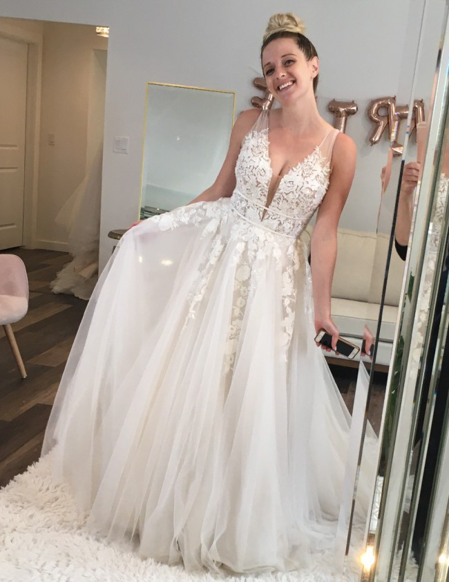 Morilee Rosa STYLE #5763