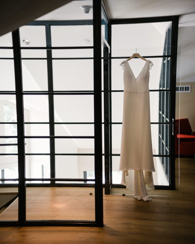 Vera Wang, Mabel gown
