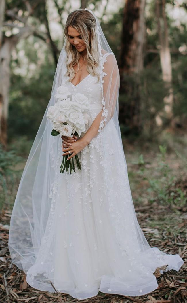 Anna Campbell Amelie dress