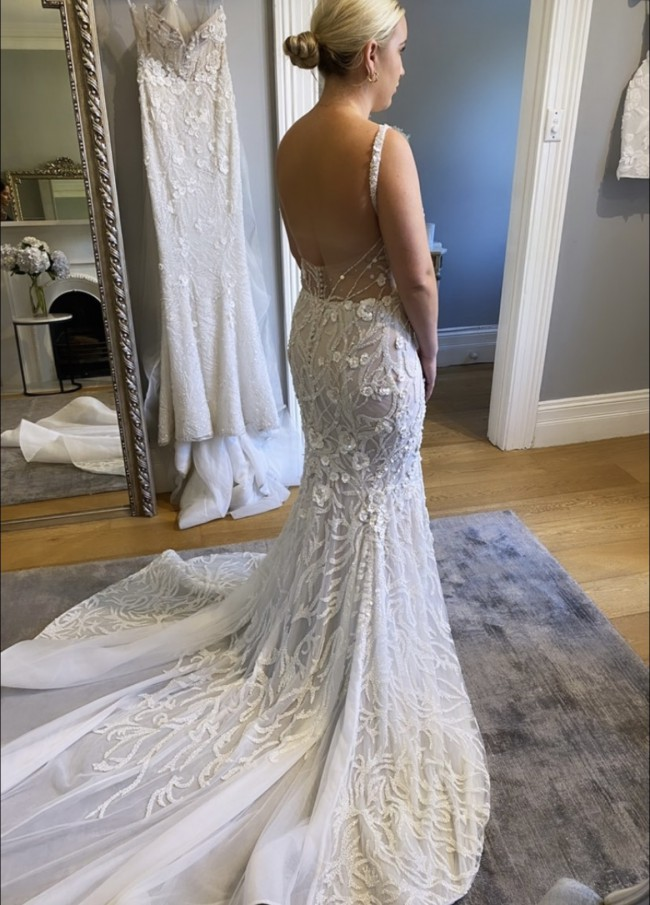 Pallas Couture Bette gown