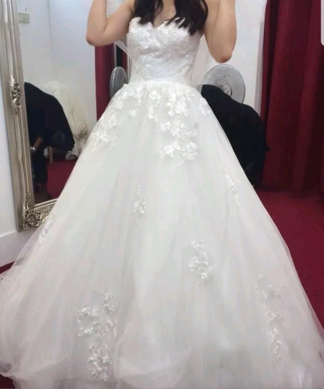 Maggie Sottero Colette Preloved Wedding Dress On Sale 58