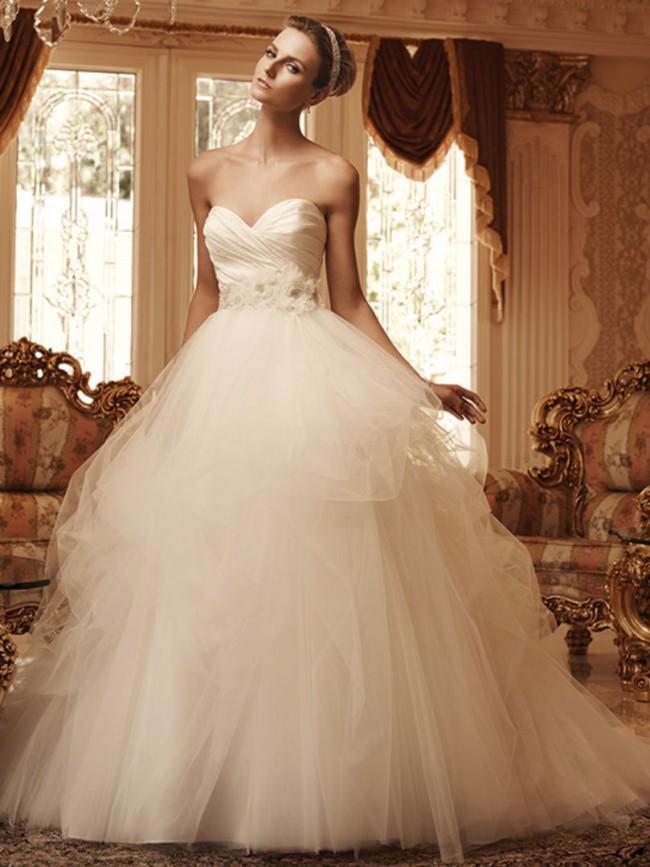 Casablanca Bridal 2103