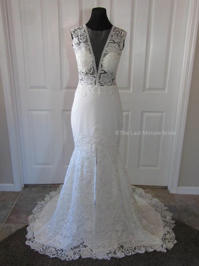 The Last Minute Bride, Monica