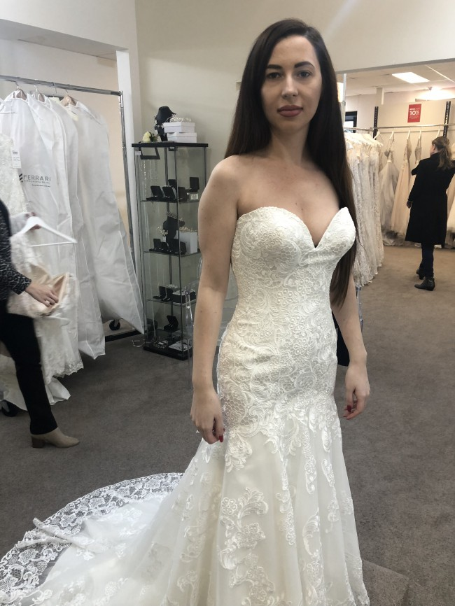 Allure Bridals, Mermaid