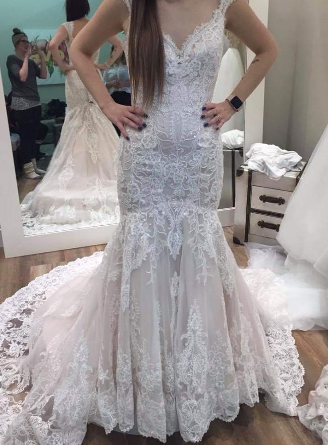 Allure Bridals, 9401
