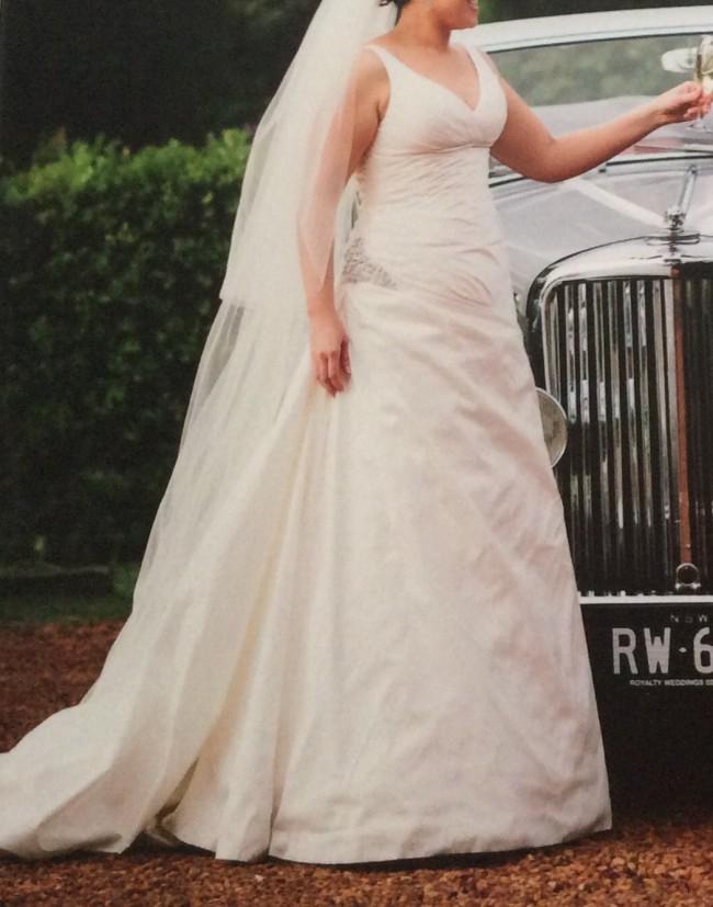 Maggie Sottero Autumn Royale ivory