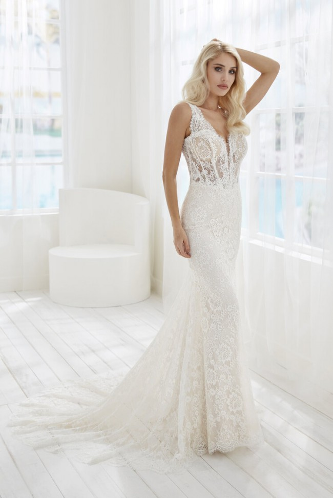 Randy Fenoli Beverley; Beautiful Beginnings Collection