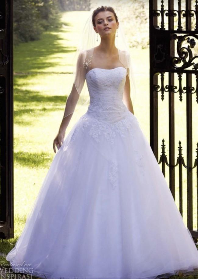 David's Bridal Wg3316