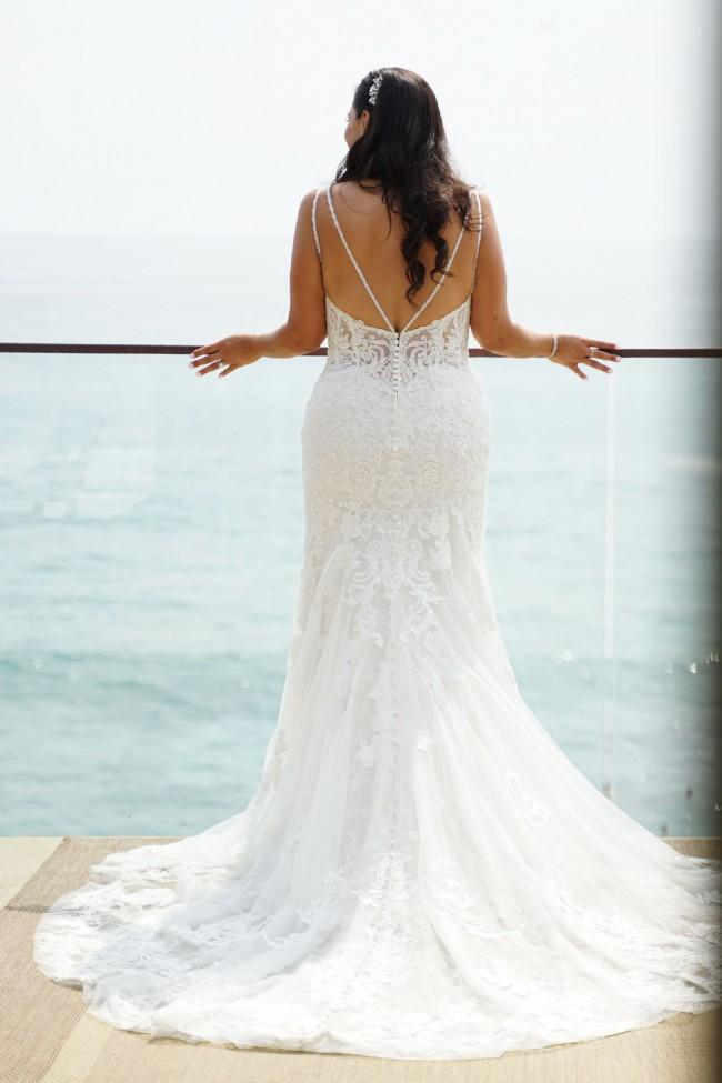 Allure Bridals 9711