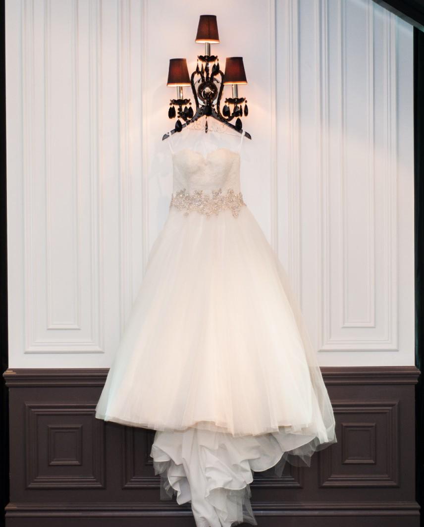 Danielle Caprese 32812273 Second Hand Wedding Dress On