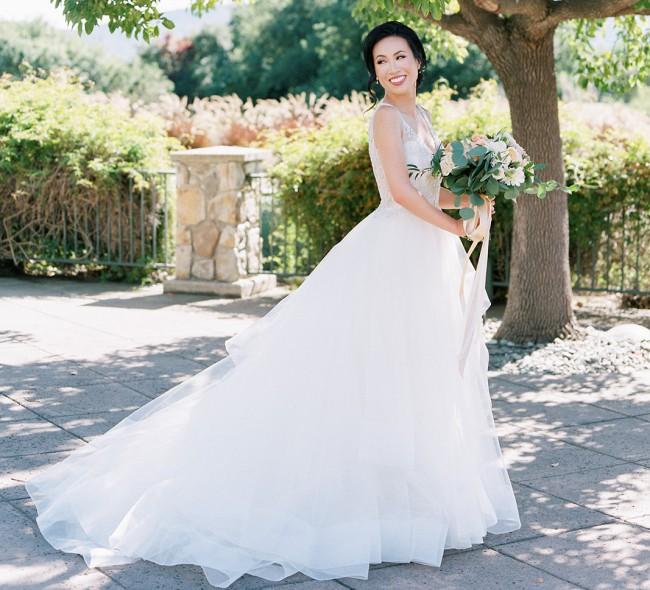 Casablanca Bridal Tori 2315