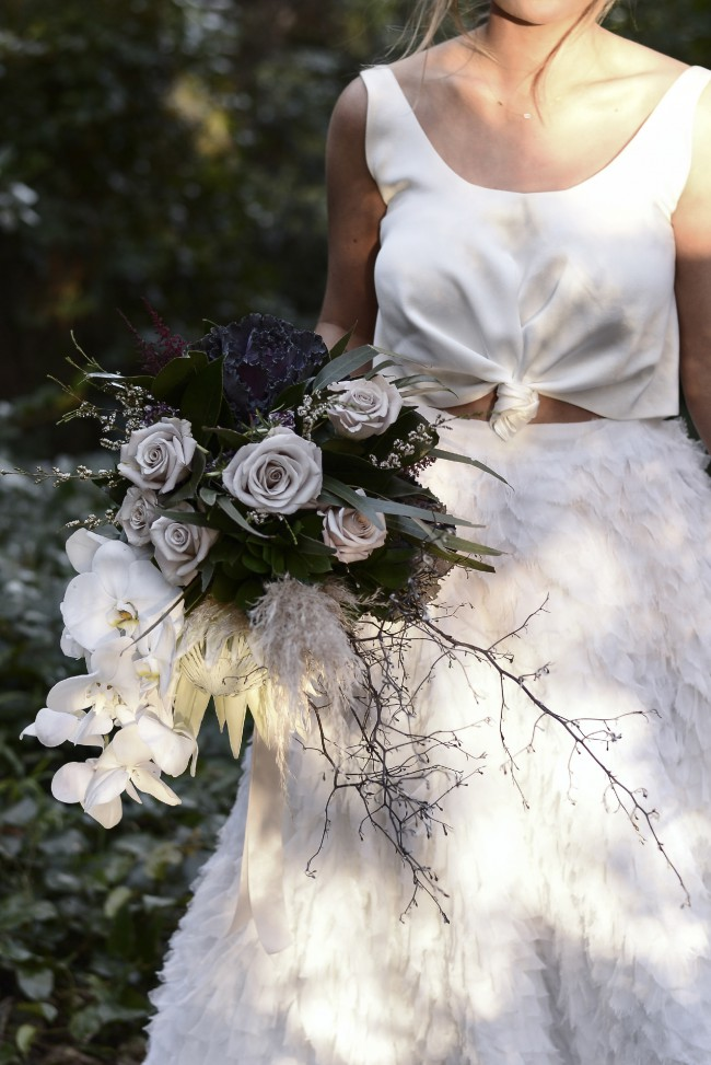 One Day Bridal Calli skirt and cami