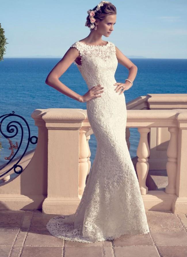 Casablanca Bridal Style number 2183