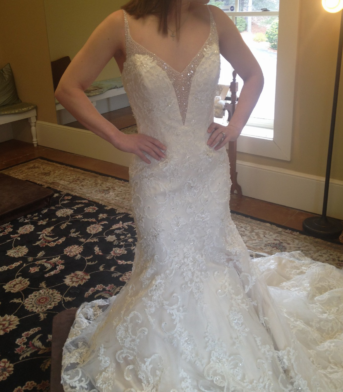 Jasmine Wedding Gowns: Jasmine Couture T172013 New Wedding Dress On Sale 55% Off
