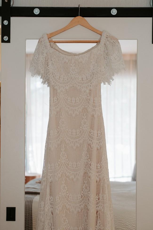 BHLDN Daughters of Simone - Joplin Gown