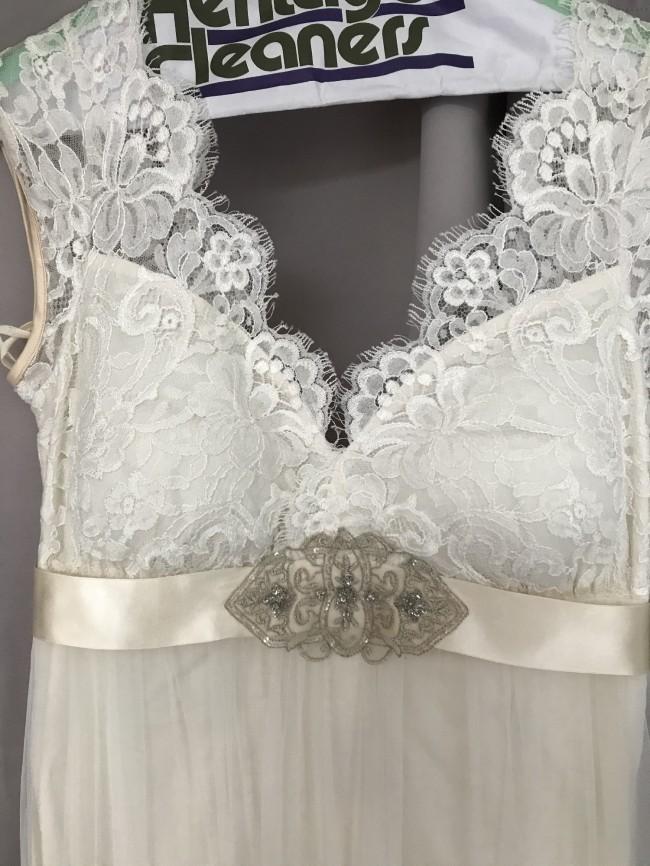 Claire Pettibone Queen Anne's lace silk RN#93087