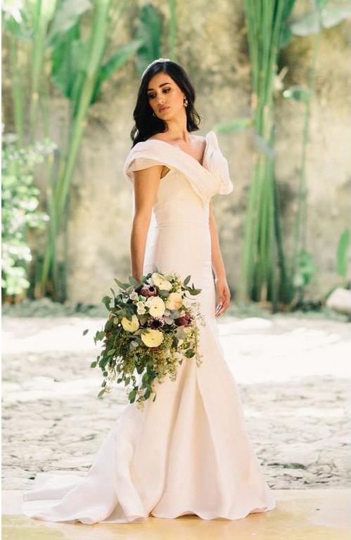 Rachel Gilbert Lalia Gown