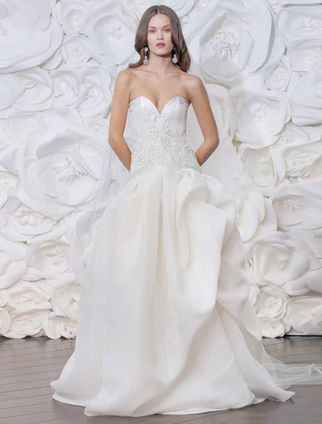 Naeem Khan Plaza New Wedding Dress On Sale 77 Off Stillwhite