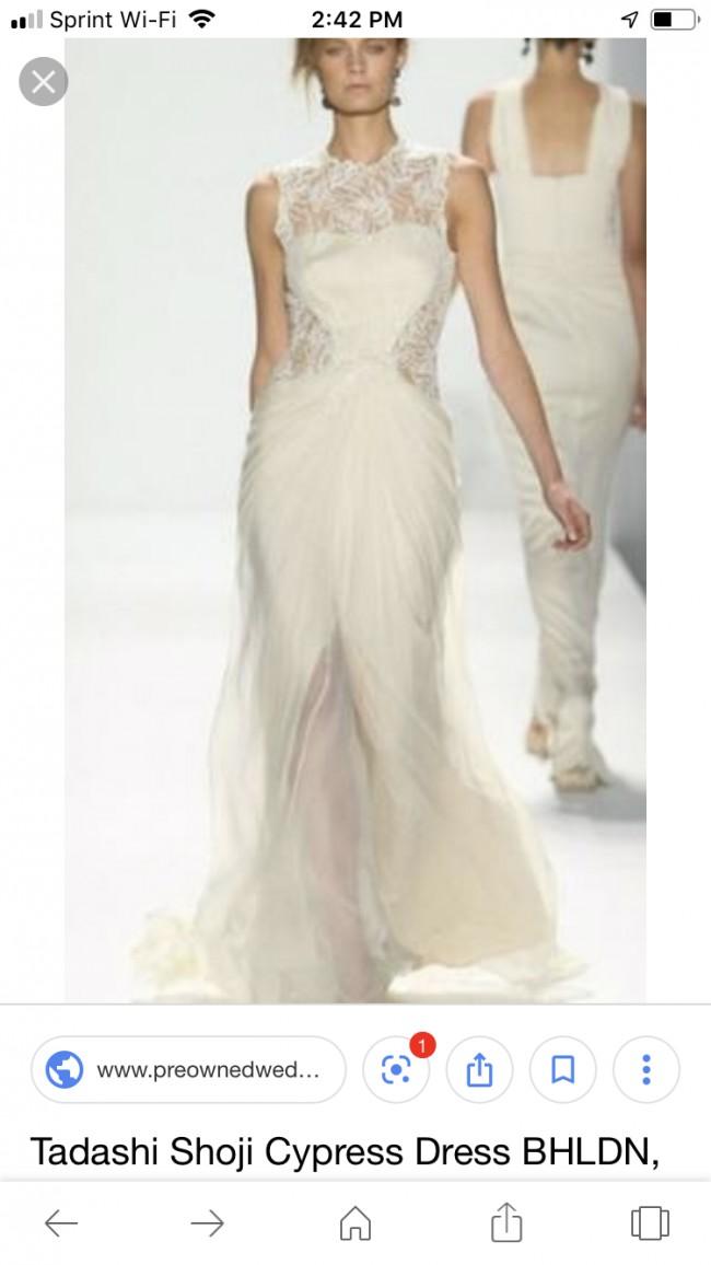 Tadashi Shoji Cypress Dress