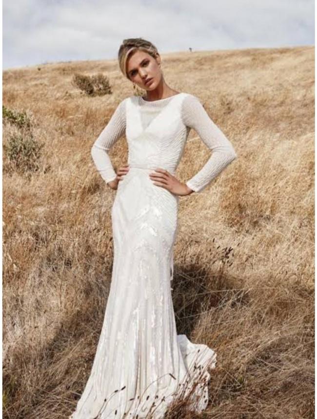 Karen Willis Holmes Cassia Gown