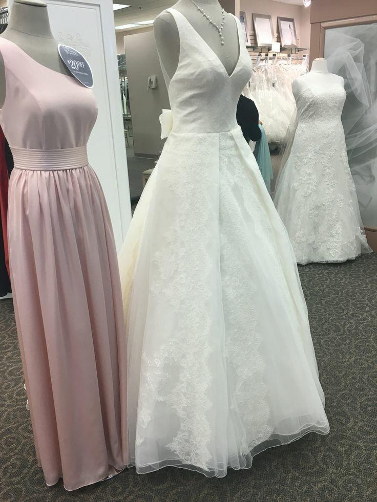 Vera Wang Pleated V Neck New Wedding Dress Save 43 Stillwhite