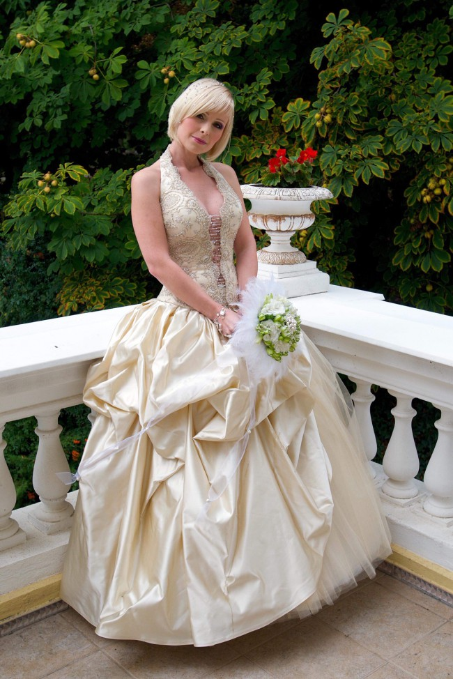 Anita Benes, Ball Gown