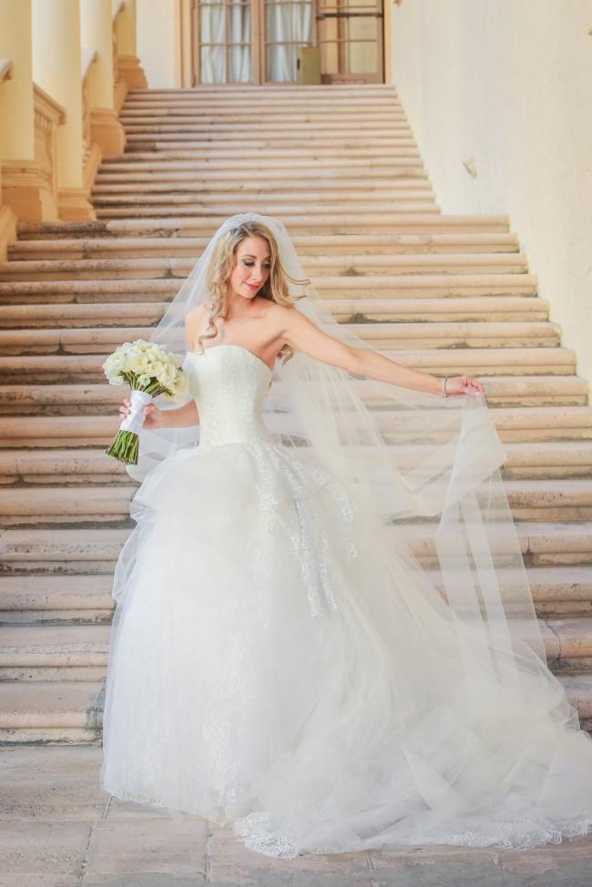 85deea1eed78 Vera Wang Nicolette - Luxe Icon Collection! Used Wedding Dress on ...