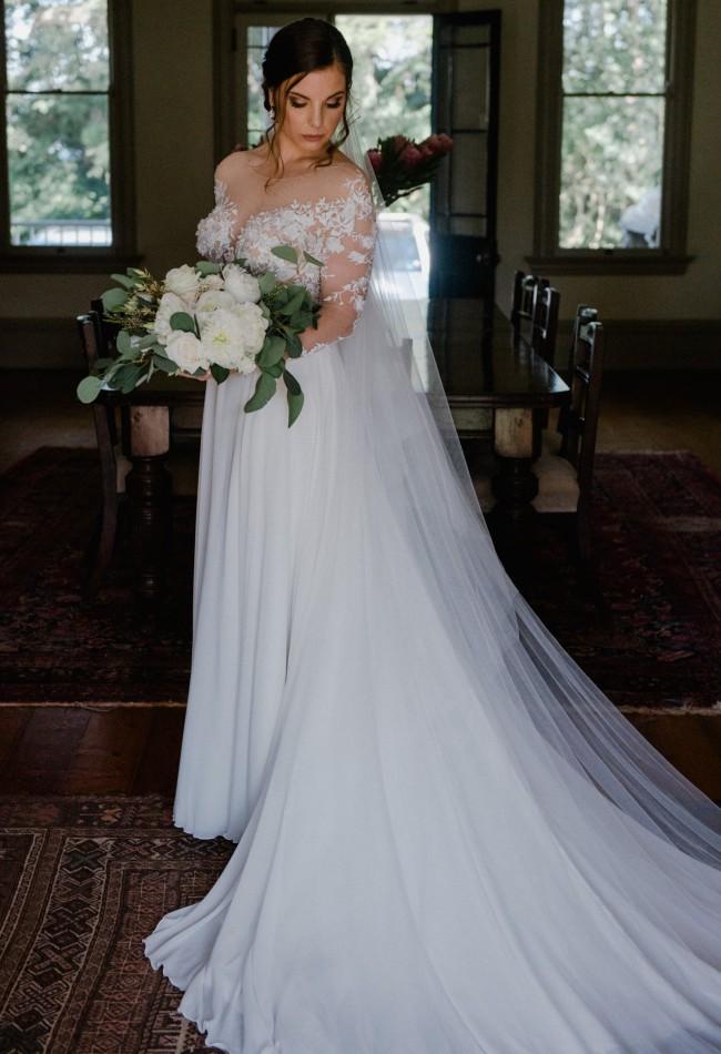 Hanrie Lues Bridal Custom Made