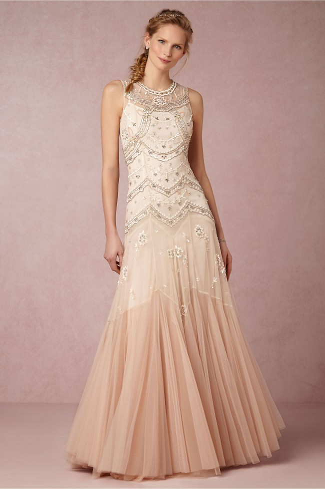 Needle & Thread Cate Gown BHLDN