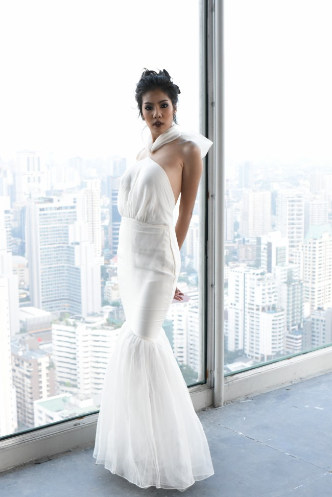 With Love By Mallika Millie Gown