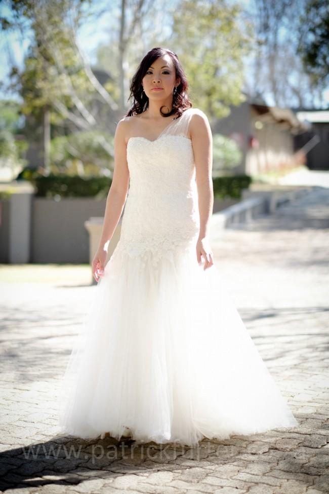 Joss Bridal Vintage flare