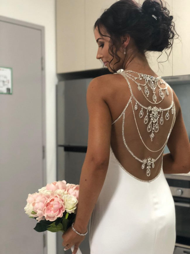 Pronovias, Dreba mermaid