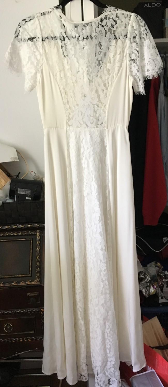 0c0e73fdb1 Christy Dawn Fitzgerald New Wedding Dress on Sale 40% Off ...