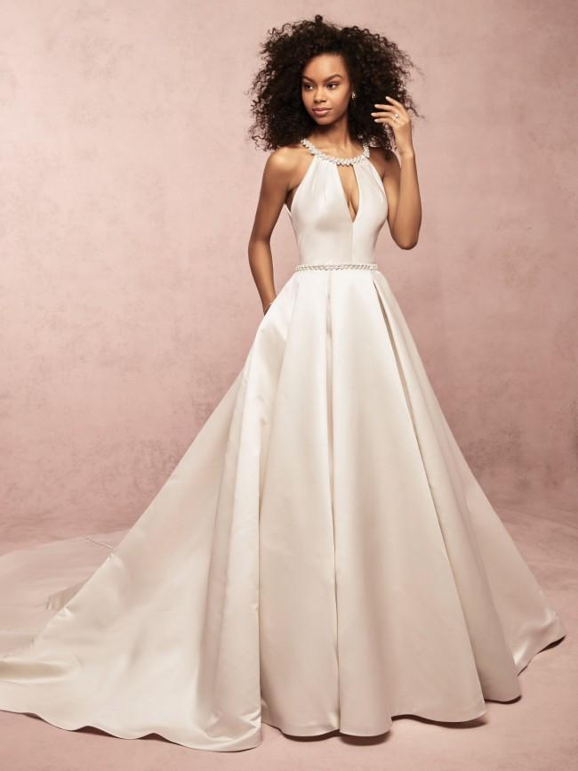 Rebecca Ingram, Ball Gown