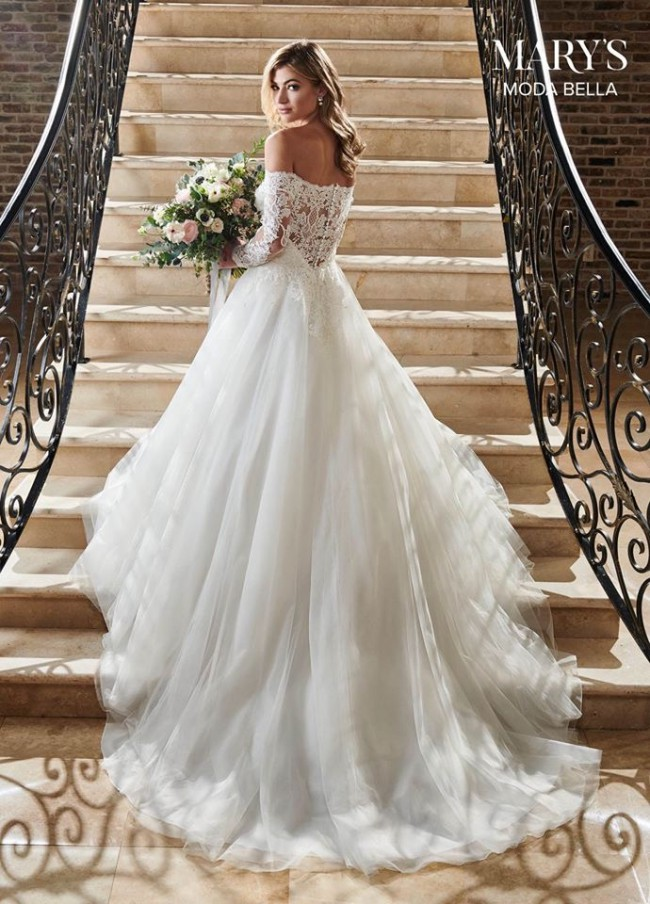 Marys Bridal MB2070