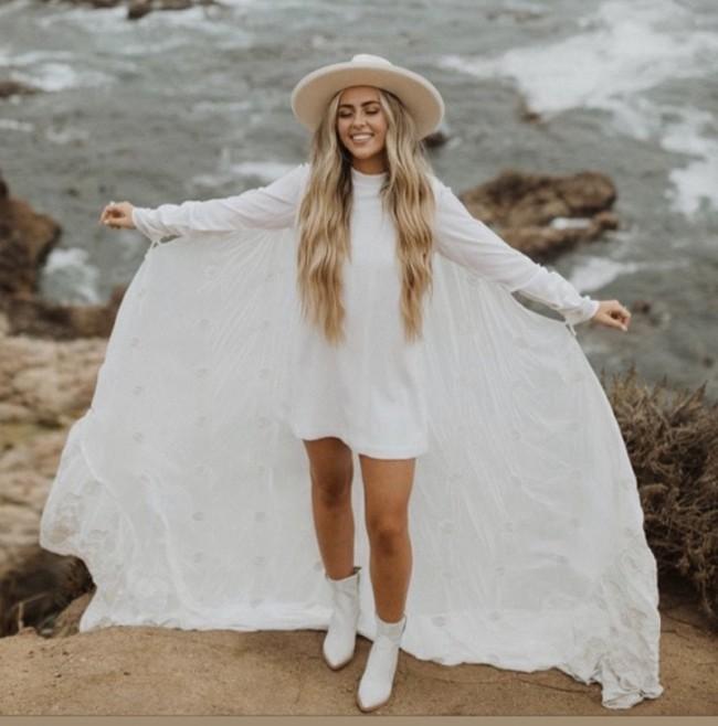 Daughters Of Simone Gaga Dress